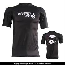 Inverted Gear Ranked Jiu Jitsu Rashguard